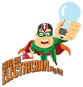 need an electrician logo